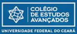 COLÉGIO DE ESTUDOS AVANÇADOS DA UFC - CEA/UFC